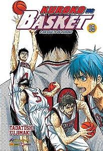 Kuroko no Basket volume 15