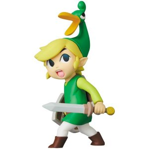 "Ultra Detail Figure No.563 UDF Link (The Minish Cap Ver.) ""The Legend of Zelda"" (Pré-venda)"
