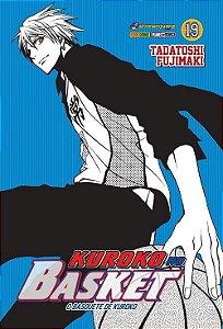 Kuroko no basket volume 19