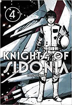 Knights of Sidonia volume 4 semi-novo