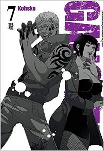 Gangsta volume 7