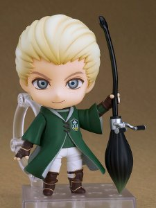 Nendoroid Harry Potter Draco Malfoy Quidditch Ver.(Pre-order)