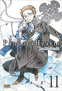 Pandora Hearts volume 11