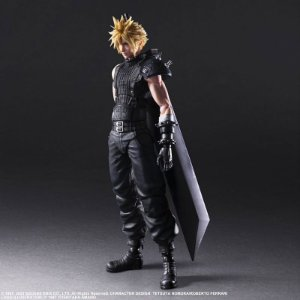 Final Fantasy VII Remake PLAY ARTS Kai Cloud Strife Version 2 (Pré-venda)