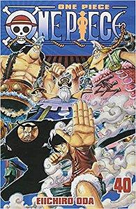 One Piece volume 40