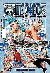One Piece volume 37 semi-novo