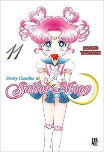 Sailor Moon volume 11
