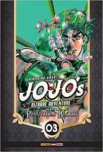 Jojo's Bizarre Adventure. Phantom Blood - Volume 3. Parte 1