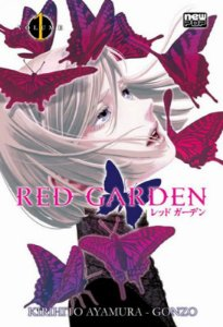 Red garden volume 1 semi-novo