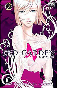 Red Garden volume 2 semi-novo
