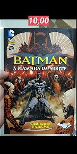 Batman: A máscara da morte semi-novo