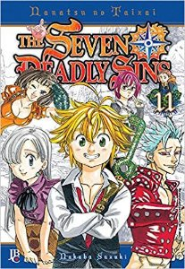 The Seven Deadly Sins volume 11