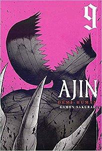 Ajin Demi-human volume 9