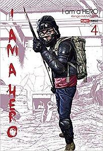 I am a Hero volume 4