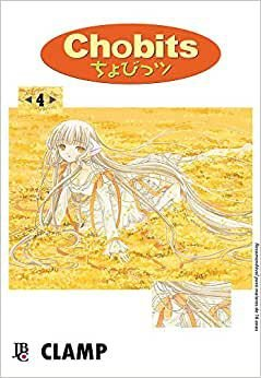 Chobits volume 4