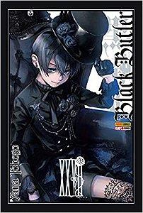 Black Butler volume 27