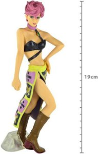Jojo's Bizarre Adventure Golden Wind Jojo's Figure Gallery 7 Mafiarte - Trish Una