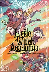 Little Witch Academia volume 3
