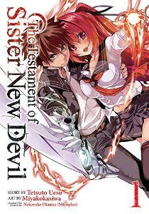 The Testament of sister new devil volume 1