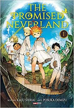 The Promised Neverland - Volume 1 (Pronta Entrega)