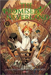 The Promised Neverland - Volume 2 (Pronta Entrega)