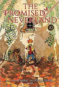 The Promised Neverland volume 10