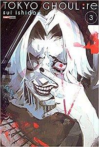 Tokyo Ghoul: re volume 3