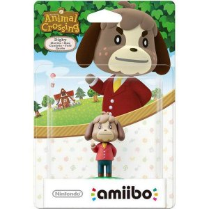 Amiibo Digby - Animal Crossing