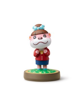 Lottie amiibo - animal crossing