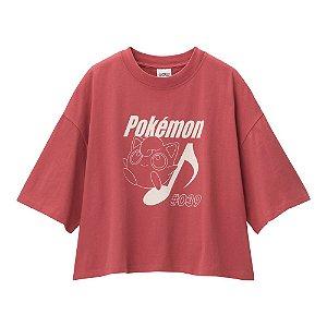 Cropped Pokémon - P (Pré-venda)