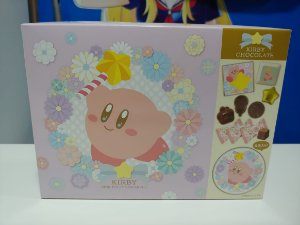 Kirby Chocolate