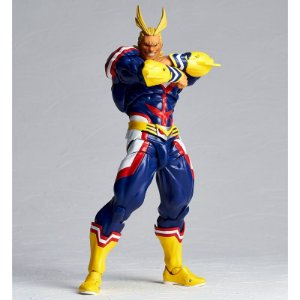 Figure Complex Amazing Yamaguchi No.019 My Hero Academia All Might(Pre-order)