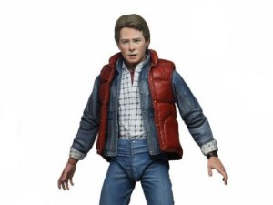 Back to the Future Ultimate Marty Figure (Pré-venda)
