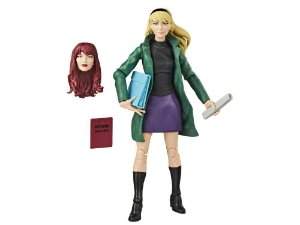 Gwen Stacy – Spider-Man – Marvel Legends Retro Collection (PRÉ-VENDA)