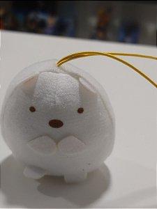 Sumikko Gurashi mini Pelúcia miniatura - Shirokuma