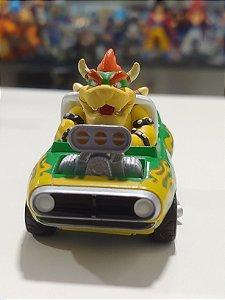 miniatura Bowser Kart