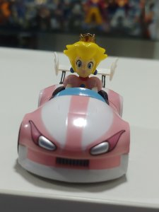 Miniatura Peach Kart