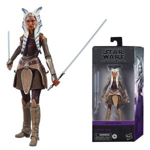 Star Wars The Black Series Ahsoka Tano 6-Inch Action Figure (Pré-venda)