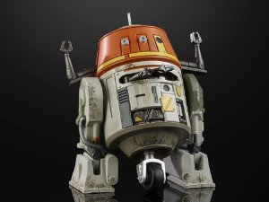 Star Wars The Black Series C1-10P Chopper 6-Inch Action Figure (Pré-venda)