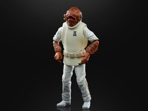 "Star Wars: The Black Series 6"" Admiral Ackbar (Return of the Jedi) PRÉ-VENDA"