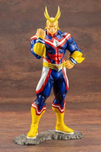 ARTFX J My Hero Academia All Might PRÉ-VENDA