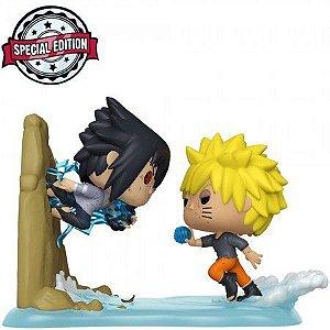 Funko Pop! Moments: Naruto Shippuden - Naruto vs Sasuke
