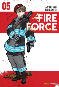Fire Force. Vol. 5