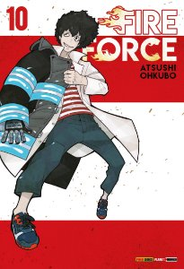 Fire Force. Vol. 10