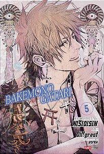 Bakemonogatari. Vol. 5