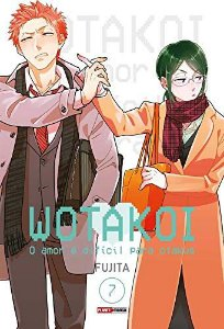 Wotakoi: O Amor É Difícil Para Otakus - Vol. 7