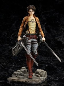 Attack on Titan Eren 1/7 Complete Figure(Pre-order)