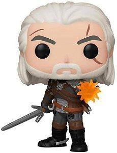 Funko Pop! Games: The Witcher 3 Wild Hunt - Geralt
