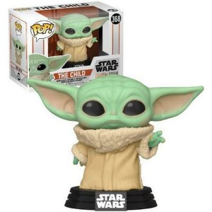 Funko Pop! Star Wars: The Mandaloria - The Child (Baby Yoda)