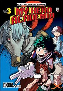 My Hero Academia volume 3